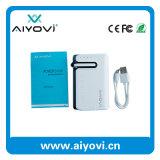 Batería portable de la potencia del cargador portable del USB con el receptor de cabeza incorporado de Bluetooth