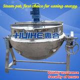食品用ステンレス鋼傾斜調理鍋