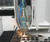 1500*3000mm máquina de corte láser de fibra de metal para la venta