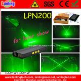 La luz láser verde de 200MW Bolígrafo puntero láser para el hombre mostrar