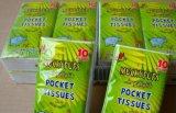 3ply Pocket weefsel / Facial weefsel papier (WPT-001)