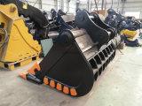 Exkavator-Zubehör-zerteilt Skeleton Wannen-Exkavator Klage für Volvo360 1700mm