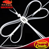 자동 묶는 사용법을%s 나일론 케이블 동점