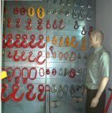 Super legierter Stahl-anhebender Haken-Standards