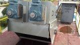 Stapel-schraubenartiger Klärschlamm-entwässernmaschine für Abwasserbehandlung
