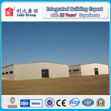 중국 판매를 위한 가벼운 강철 구조물 창고를 가진 호화스러운 Prefabricated 집값