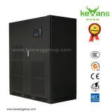 saída 15kVA trifásica 0.9 UPS em linha do fator de potência