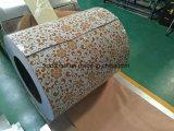 Qualitäts-Farbe, galvanisierte Druck-Beschichtung-Platte für Aufbau und Dekoration