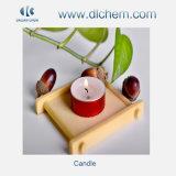 La cera barata mira al trasluz las velas blancas/coloridas #23 del hogar de Tealight