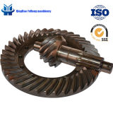 BS6077 8/39는 주문을 받아서 만들어진 트럭 기어 자동 차축 후방 드라이브 차축 나선 비스듬한 기어일 수 있다