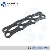 Orthopedische Implant van de Plaat van de Stekel van het Titanium van Canaccess van de Plaat van Canwell Voorafgaande Cervicale