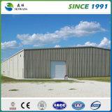 Amplia gama de metal estructural Edificio Taller de acero