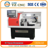 Ck0640 자동적인 공급 CNC 선반 기계