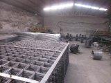 Rete metallica saldata di armatura in cemento armato di Anping 6X6 A142 (fabbrica)