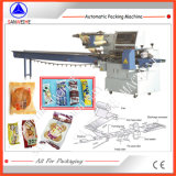 Swsf-450 Pão Bolo Biscuit Automatic Flow Wrapping Machine