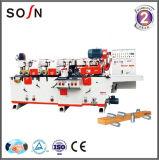 Moldeador lateral de la alisadora de la alta calidad MB4016 cuatro de las máquinas de la carpintería