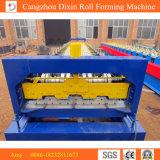 Gegalvaniseerd Staal die de Machine Gegalvaniseerde Machine van het Dek van de Vloer van het Staal vormen