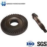 Metallautos Zf Gang-Spirale-Kegelradgetriebe-Selbstersatzteil-schraubenartiger Gang der Präzisions-BS5016 6/43