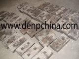 Песок Denp качества делая дробилкой запасные части, плиту удара