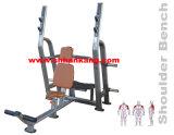 Forma fisica, macchina di sport, strumentazione della palestra, macchina di esercitazione, banco olimpico della spalla - PT-846