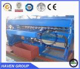 WH06-1.5X1010 Machine van de Plaat van het Staal van het Type van hand de Vouwende en Buigende