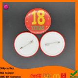 SGS Fábrica Hight Calidad Eco-Freindly Material Tin Buttton Badge