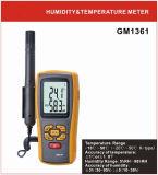 GM1361 Termopar multicanais digital termómetro com material ABS