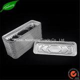 Les contenants en aluminium à usage unique du bac d'aluminium