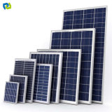 50W高性能の光起電力の太陽電池パネル