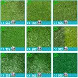 alfombra artificial multicolora del rodillo de la hierba de la altura de 10-70m m