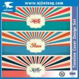 Het vrije Overdrukplaatje van de Sticker van het Lichaam van de Motorfiets van de Auto Dedigned