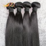 まっすぐなブラジルのバージンの毛を編む卸し売り8A加工されていないRemyの人間の毛髪