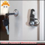 l'acciaio della mobilia dello spogliatoio 3-Door copre l'armadio del metallo del Governo