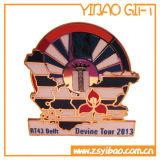Pin su ordinazione del risvolto dello smalto di /Pin/ del distintivo di marchio per il regalo di promozione (YB-MP-59)