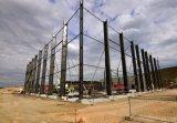 Estructura de acero ligera moderna para el edificio del taller de la fábrica (KXD-SSB101)