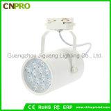 Iluminación de la pista 12W luz de la pista del LED SMD LED