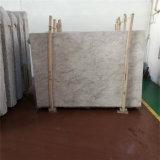 Telha de mármore branca Polished importada de Oman Rosa