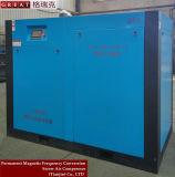 Air rotatoire à deux étages Compressor&#160 de vis de VFD ;