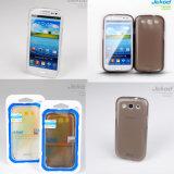삼성 I9300용 실리콘 휴대 전화 케이스