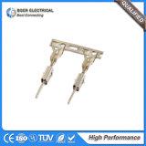 Accessoires de câble et borne de connecteur automatique pour épissure de fil métallique