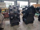 30t compactador rodillo Sheepfoot Excavadora de ruedas