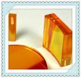 Znse CVD Znse 실린더 Lense 의 광학 렌즈