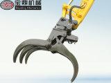 保定の木製のローディング機械掘削機8.5ton