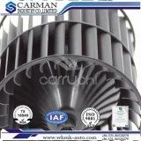 Пластичная турбинка вентилятора колеса воздуходувки