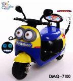 Vente en gros électrique de motocyclette de moto de roue populaire des enfants 3