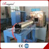 Fornace d'acciaio quadrata del riscaldamento di induzione