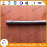 Aluminium8000 des aufbauenden Draht UL-serie Typ-Xhhw-2 Draht 600V 2/0AWG