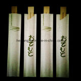 21cm 4.3-4.5mm envuelta individualmente desechables Tensoge bambú Palillos