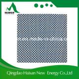 Vente en usine de résine Contenu 18% Tissu solaire pour écrans occultants