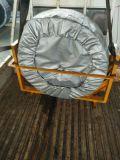 Constructeur de courroie en caoutchouc de convoyeur de cordon de tissu de toile de coton